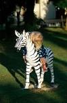 ...и по радуге промчаться на коне...